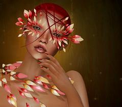 In Full Bloom (Cindy Gedenspire) Tags: zibska ndmd designershowcase cazimi s0ng indigo shi genus