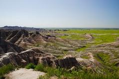 Badlands (Animalcito) Tags: usa southdakota nationalpark badlands
