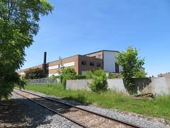 Stratford CN Shops (Sean_Marshall) Tags: stratford ontario abandoned