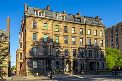 Arlington Street Houses (Eridony (Instagram: eridony_prime)) Tags: boston suffolkcounty massachusetts backbay house houses townhouses townhomes