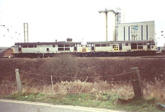 BR Class 31s 31160 & 31270 - Warrington Bank Quay (dwb transport photos) Tags: britishrailways locomotive 31160 31270 warringtonbankquay warrington