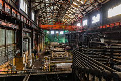 Kaleidoscopic Colorgasm (Crashdown Photography) Tags: turbine hall power plant urbex urban exploring spelunking canon tamron abandoned industry industrial spooky adventures