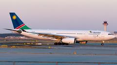 Airbus A330-243 V5-ANP Air Namibia (William Musculus) Tags: plane airplane spotting aviation airport william musculus frankfurt am main rhein fraport frankfurtmain fra eddf v5anp air namibia airbus a330243 sw nmb a330200