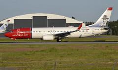 Norwegian EI-FVK, OSL ENGM Gardermoen (Inger Bjørndal Foss) Tags: eifvk norwegian boeing 737 osl engm gardermoen