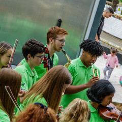 Robin Hood Youth Orchestra (EightBitTony) Tags: musicalinstrument robinhoodyouthorchestra people musicians city orchestra performance nottingham urban canon7d2 citycentre july crowd nottinghammusichub 2019 uk nottinghamshire canon canon7dmarkii canon7dmark2 canon7dmk2 canon7dii canondslr canoneos canoneos7dmarkii canoneos7d2 canoneos7dii