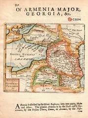 კავკასიის რუკა (csem_archives) Tags: georgia armenia comania caucasus