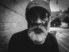 26/52 - People of Atlanta (Mark Somerville.) Tags: weekly 52 26 atlanta samuel martin lutherking church street fuji x100f portriats