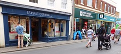 Cirencester ... not Cornwall. (bazzadarambler) Tags: cirencester gloucestershire cotswolds july