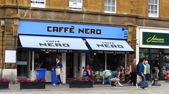 Cirencester ... other coffee shops are available. (bazzadarambler) Tags: cirencester gloucestershire cotswolds july