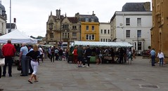 Cirencester ... Saturday market. (bazzadarambler) Tags: cirencester gloucestershire cotswolds july