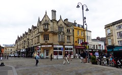 Cirencester in July. (bazzadarambler) Tags: cirencester gloucestershire cotswolds july