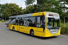 30 YX65RGZ (PD3.) Tags: bus buses psv pcv bournemouth dorset england uk rapt group yellow adl enviro 200 30 yx65rgz yx65 rgz