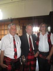 With our Chief (cessna152towser) Tags: caprington kilmarnock cunningham kilt tartantrews