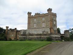 Caprington Castle, the old Palm Conservatory (cessna152towser) Tags: caprington kilmarnock cunningham