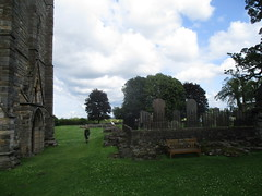 Cambuskenneth Abbey (cessna152towser) Tags: abbey cambuskenneth stirling tombstone