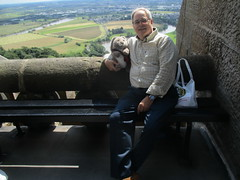 Enjoying the Fresh Air (cessna152towser) Tags: stirling scotland wallacemonument