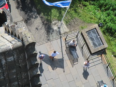 Vertical View (cessna152towser) Tags: stirling scotland wallacemonument