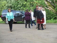 Group Walkabout (cessna152towser) Tags: caprington kilmarnock cunningham kilt