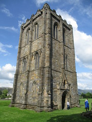 Bell Tower, Cambuskenneth (cessna152towser) Tags: cambuskenneth stirling scotland
