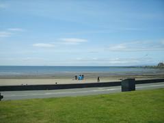 Troon Beach (cessna152towser) Tags: troon beach sand ayrshire scotland