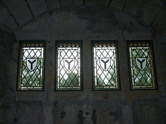 Glencairn Aisle - Replacement Windows from Within (cessna152towser) Tags: glass glencairn kilmaurs ayrshire