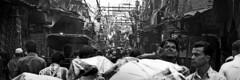 Old Delhi (maxfloriat) Tags: olddelhi india travel leicam6 zeiss planar 50mm nb blackandwhite bw