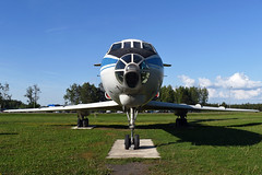 CCCP-65036 (CCCP-65149) Former Aeroflot Tupolev Tu-134A Preserved at Minsk National Airport on 26 May 2019 (Zone 49 Photography) Tags: aircraft airliner aeroplane may 2019 minsk belarus national velikiydvor msq umms su afl aeroflot tupolev tu134 134 tu134a cccp65036 cccp65149