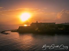 SANJUAN  Lighthouse (- Bobby Scott Craig-) Tags: cruise symphonyoftheseas lighthouse san juan puerto rico sunrise