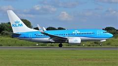 PH-BGI (AnDyMHoLdEn) Tags: klm 737 skyteam egcc airport manchester manchesterairport 23l