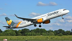 G-TCDR (AnDyMHoLdEn) Tags: thomascook condor a321 egcc airport manchester manchesterairport 23l