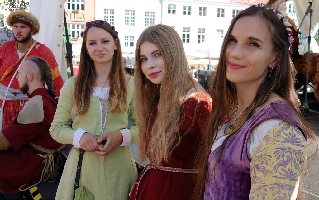 estonian women
