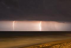 Independence Lightning (Tristan_Miller) Tags: thunder storm lighting bolts nature pamlico sound atlantic ocean cape hatteras national seashore buxton nc north carolina