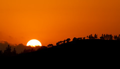 Another Day Is Done (www.craigrogers.photography) Tags: sunset algarve pordosol orange sun evening
