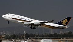 9V-SPN (Ken Meegan) Tags: 9vspn boeing747412 28031 singaporeairlines losangeles lax 2732009 boeing747 boeing747400 boeing 747412 747400 747 b747 b747400 b747412