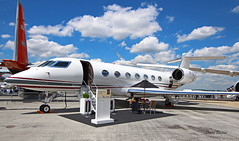 Gulfstream G500 ~ A7-CGS  Qatar Airways (Aero.passion DBC-1) Tags: 2019 salon du bourget paris airshow dbc1 david biscove aeropassion avion aircraft aviation plane lbg meeting gulfstream g500 ~ a7cgs qatar airways