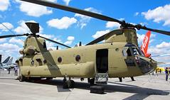 Boeing CH 47F Chinook n° M-8466 ~ 15-08466  US Army (Aero.passion DBC-1) Tags: 2019 salon du bourget paris airshow dbc1 david biscove aeropassion avion aircraft aviation plane lbg meeting boeing ch47 chinook ~ 1508466 us army