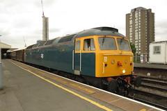 47614 [47853] Clapham Junction (localet63) Tags: class47 47614 47853 claphamjunction 5z47 emptystockmovement railtour locomotiveservices