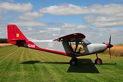 EI-GHR ICP Savannah S (eigjb) Tags: microlight aircraft plane spotting aviation kildare ireland eighr icp savannah s irish light funfly aerosports monasterevin airfield