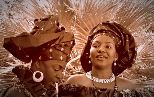África en Benicalap - Orlu Cultural Group Valencia - Parque Municipal de Benicalap