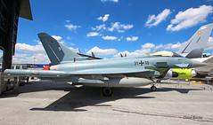 BAE EF2000 n° 176/AS009 ~ 31+16  Luftwaffe (Aero.passion DBC-1) Tags: 2019 salon du bourget paris airshow dbc1 david biscove aeropassion avion aircraft aviation plane lbg meeting bae ef2000 ~ 3116 luftwaffe