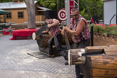 EAC_8983r (crobart) Tags: west coast lumberjack show celebration canada canadas wonderland cedar fair amusement theme park
