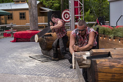 EAC_8979r (crobart) Tags: west coast lumberjack show celebration canada canadas wonderland cedar fair amusement theme park