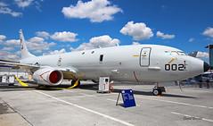 Boeing P-8A Poseidon ~ 002 / PD  US Navy (Aero.passion DBC-1) Tags: 2019 salon du bourget paris airshow dbc1 david biscove aeropassion avion aircraft aviation plane lbg meeting boeing p8 poseidon ~ 002 pd us navy b737