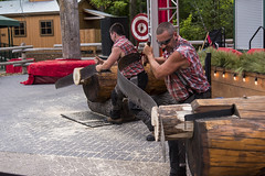 EAC_8987r (crobart) Tags: west coast lumberjack show celebration canada canadas wonderland cedar fair amusement theme park