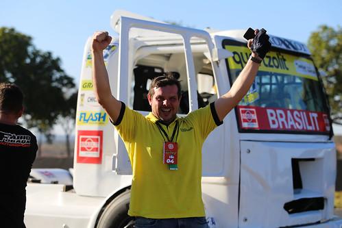 13/07/19 - Ação Speed Truck agita convidados da Copa Truck - Fotos: Duda Bairros e Vanderley Soares