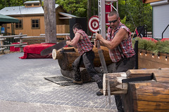 EAC_8968r (crobart) Tags: west coast lumberjack show celebration canada canadas wonderland cedar fair amusement theme park