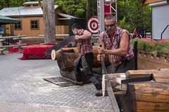 EAC_8967r (crobart) Tags: west coast lumberjack show celebration canada canadas wonderland cedar fair amusement theme park