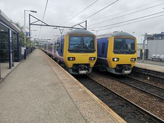 323237 + 323238 - Guide Bridge 13/07/2019 (SFTimperley) Tags: guidebridge class323 northernrail
