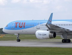 TUI Airlines UK Boeing 757-236 G-CPEV (josh83680) Tags: manchesterairport manchester airport man egcc gcpev boeing boeing757236 757236 boeing757200 757200 tui airlines uk tuiairlines tuiairlinesuk