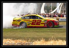 IMG_0590 (Graggs) Tags: heritage cars sport festival race speed climb hill f1 racing fos goodwood racer festivalofspeed 2019 out smoke burn nascar tyre